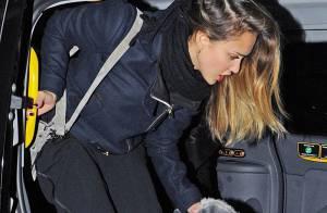 Jessica Alba et Honor : Touristes adorables à Londres