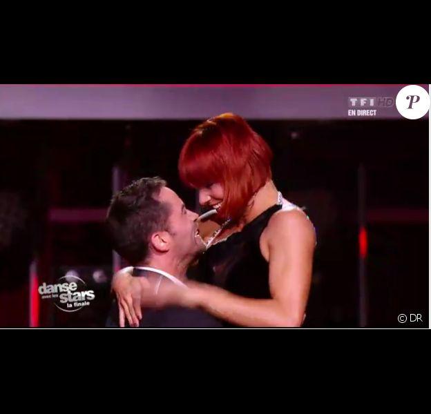 Emmanuel Moire sacré grand gagnant de Danse avec les Stars 3, samedi 1er décembre 2012 sur TF1