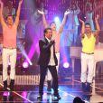 Khaled participe à l'enregistrement de l'émission 'Les Années bonheur' le 6 Novembre 2012 et qui sera diffusée le 5 janvier 2013.