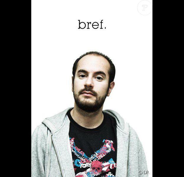 Visuel promo de Bref, sur Canal+.