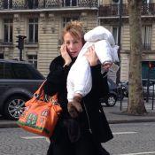 Julie Depardieu, rayonnante : Première sortie avec son petit Alfred