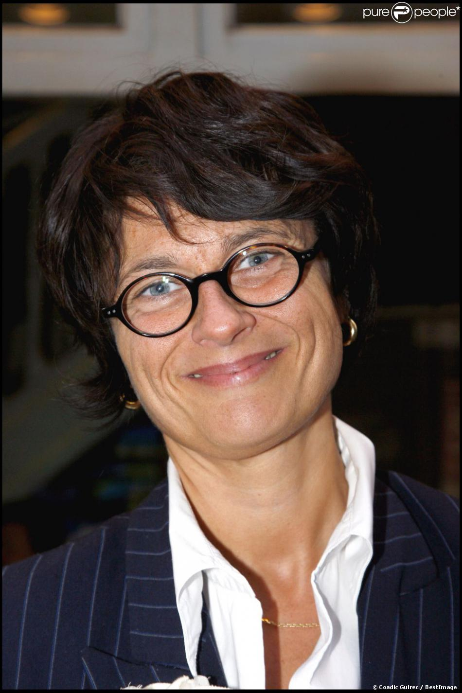 Sonia Dubois le 30 août 2007 à Paris.