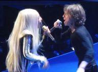 Lady Gaga : Déchaînée et décolletée sur scène avec les Rolling Stones !