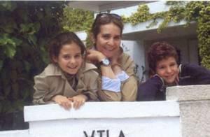 Elena et Cristina d'Espagne : Leurs enfants mis en avant pour les voeux 2013