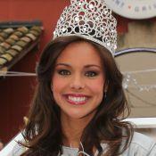 Marine Lorphelin, Miss France 2013 : Une divine princesse de retour chez elle
