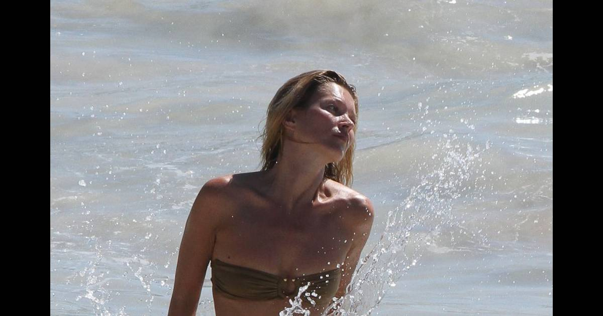 Kate moss sir ne la plage et amoureuse folle de son - Sirene amoureuse ...