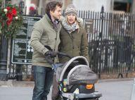 Claire Danes : Première sortie avec bébé, elle rayonne !