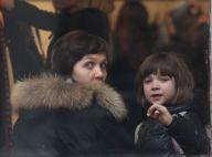 Maggie Gyllenhaal : Séance shopping avec sa fille Ramona à New York