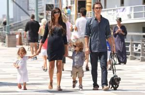Matthew McConaughey : Sa femme Camila a accouché... C'est un garçon !
