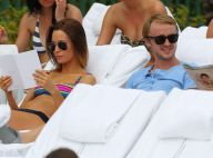 Tom Felton et sa sublime girlfriend Jade Olivia : Farniente à la plage...