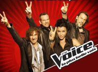 The Voice 2 : Les bonnes résolutions 2013 de Jenifer, Garou, Pagny et Bertignac