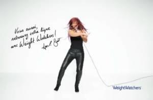Amel Bent : Sexy et rayonnante, elle reprend la danse pour mincir !
