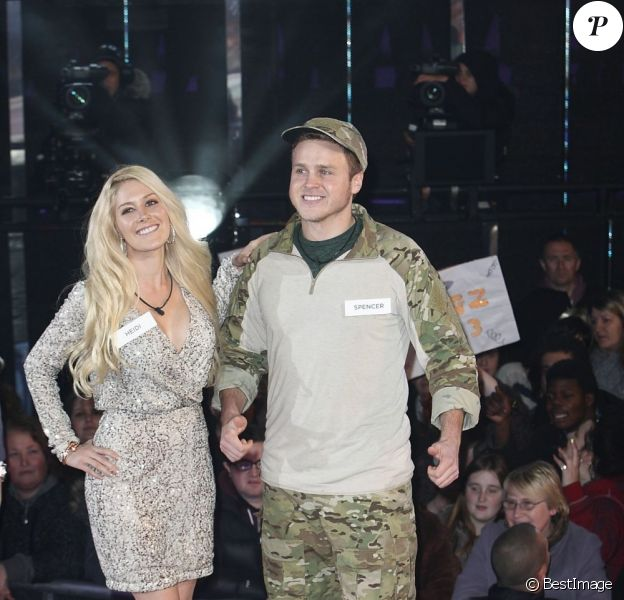 Heidi Montag - Celebrity Big Brother Launch 2013 at