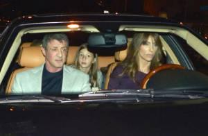 Sylvester Stallone : Avec sa femme et ses trois filles, il retrouve le sourire