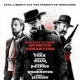 Affiche officielle du film Django Unchained.
