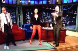Bill Cosby danse avec Tempestt Bledsoe, sa fille dans le ''Cosby Show'' !