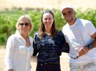 Martina Hingis et Martina Navratilova succombent au charme d'Henri Leconte