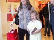Jennifer Garner et Violet : Séance shopping et sourires complices