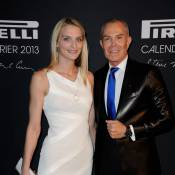 Sarah Marshall sexy et Sandrine Corman stars de la soirée Pirelli
