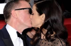 Daniel Craig et Rachel Weisz : Superbe baiser de James Bond à sa femme