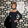 Jane Fonda à la soirée HBO Golden Globe Awards After Party au Beverly Hilton Hôtel de Los Angeles, le 13 janvier 2013.
