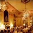 Le dîner des Révélations à l'hôtel Le Meurice le 14 janvier 2013 à Paris
