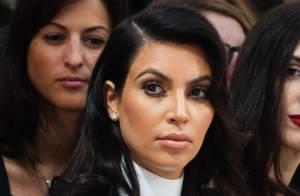 Kim Kardashian : De passage à Paris, la superstar enceinte se met sur son 31