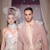 Secret Story 6 : Le beau Julien défile pour la Fashion Week devant sa Fanny