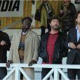 Le quatuor de Turf à l'action dans le film de Fabian Onteniente.