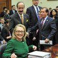 Hillary Clinton à Washington, le 23 janvier 2013.