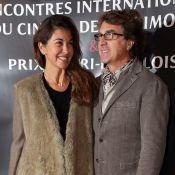 François Cluzet et sa femme Narjiss : Amoureux radieux pour célébrer le cinéma