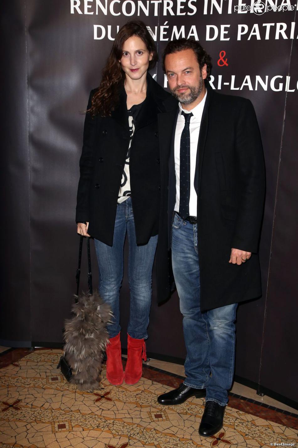 Julie Gayet Et Son Mari