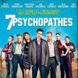 Affiche du film 7 psychopathes de Martin McDonagh