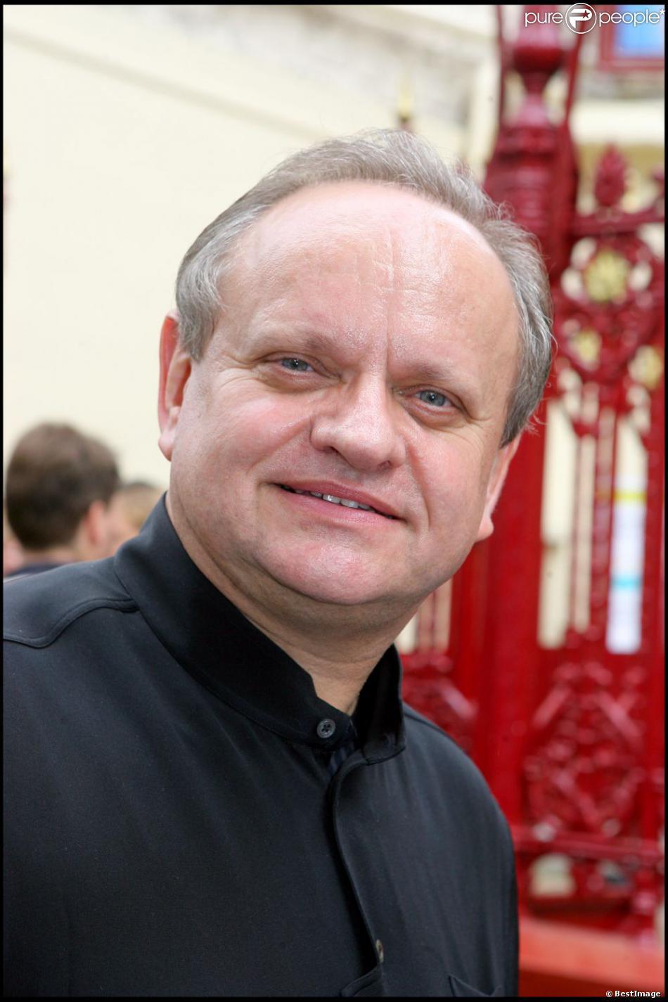 Joël Robuchon à Paris le 4 septembre 2006.