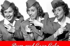 The Andrews Sisters (Rum and Coca Cola) : Patty, la star, est morte à son tour