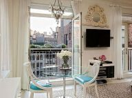 Miranda Kerr : Des images de son appartement girly de New York