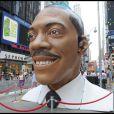 La statue d'Eddie Murphy