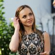 Christina Ricci lors d'un évènement organisé par la marque de cosmétique Make Up For Ever à the Grove à Los Angeles en Californie le 1er février à Los Angeles