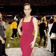 Alicia Keys a ému le public américain lors de la finale du Super Bowl à la Nouvelle-Orléans, le 3 février 2013.