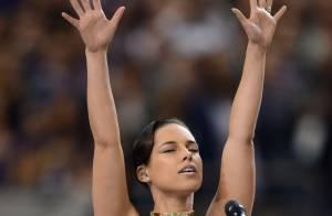Alicia Keys et Jennifer Hudson au Super Bowl : Poignantes devant un public ému