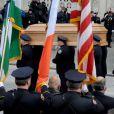 Les funérailles de l'ancien maire de New York, Ed Koch, ont eu lieu hier, lundi 4 février 2013, à New York.