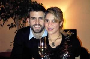 Shakira et Gerard Piqué : Avec Milan et en famille pour fêter leur anniversaire