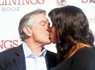 Robert De Niro : Il fête un nouvel honneur par un tendre baiser pour sa femme