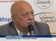 Sergueï Filine, agressé à l'acide : Le directeur accuse une star du Bolchoï