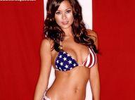 PHOTOS : Brooke Burke et son bikini vont vous faire aimer l'Amérique...