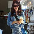 Jenna Dewan fait du shopping chez Mitchell Gold + Bob Williams, une boutique spécialisée dans la décoration et l'aménagement d'intérieur, à West Hollywood le 30 janvier 2013.