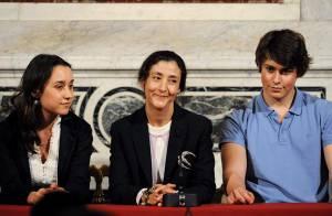 PHOTOS : Ingrid Betancourt... tout va bien, elle va rentrer en Colombie !