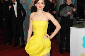 BAFTA 2013 : Marion Cotillard surprenante dans la défaite face à Emmanuelle Riva