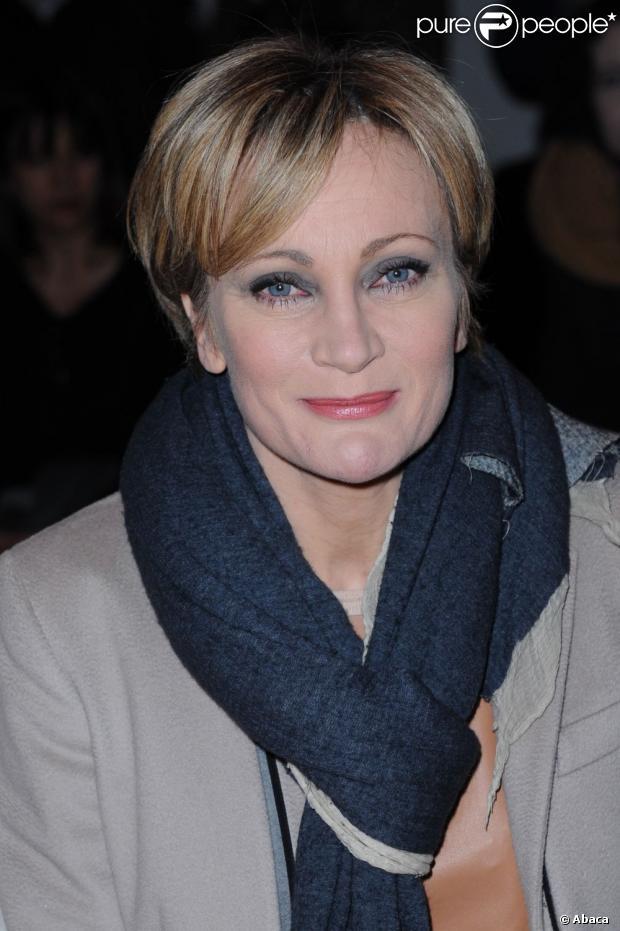 Patricia Kaas en janvier 2013 à Paris Scarlett Johansson Divorce