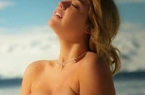 Kate Upton : La bombe de Sports Illustrated Swimsuit en opération séduction